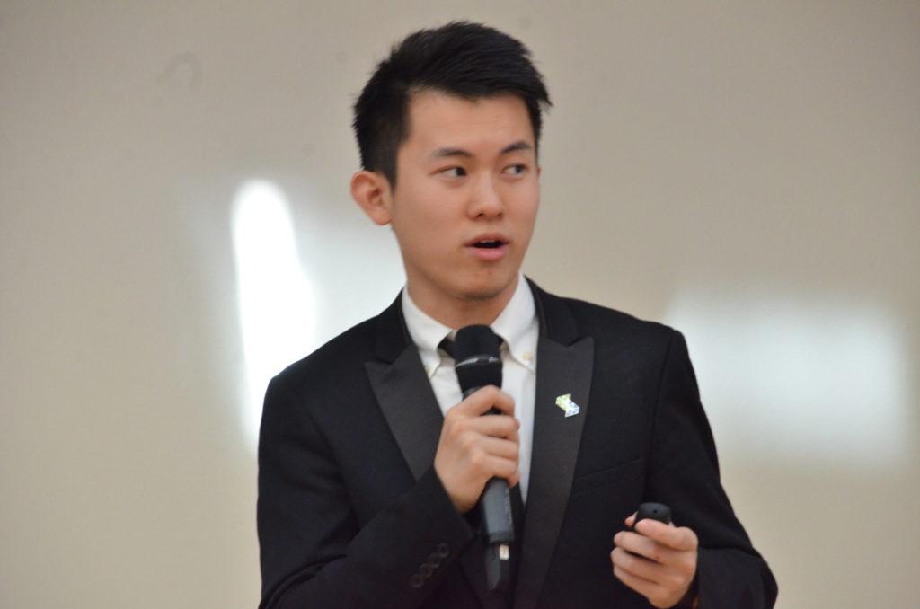 圳市国际交流合作基金会项目总监郭航